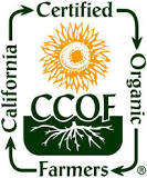 California Certified Organic Farmers (CCOF)